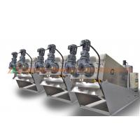 China Stainless Steel Automatic Polymer Dosing System For Municipal Waster Water Treatment for sale