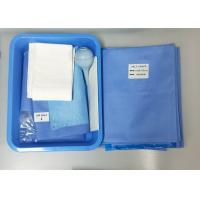 Essential Basic Procedure Packs Medical Devices Plastic Instrument Tray Found