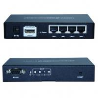 Wholesale HDMI Extender over single CAT5e/6 on 120meters ZY-HD374 from china suppliers