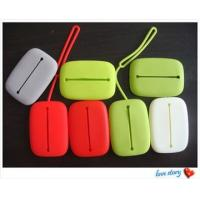 Wholesale waterproof silicone key holder ,silicone card case suppliers from china suppliers