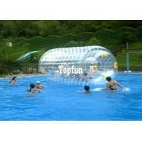 Customized Outdoor Inflatable Walk On Water Ball Water Park Games