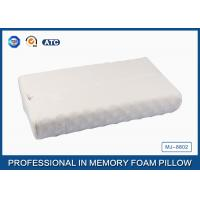 Buy cheap Dumlup process massage knobby surface foam latex fillow with premium pillowcase with zipper from wholesalers