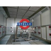 China Industrial Spray Paint Booth With Oven / Vehicle Spray Booth Coating on sale