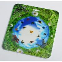 Wholesale OK3D 3D flip morph zoom animation explosion twist compress rotation zig zag lenticular printing mouse pads for promotion from china suppliers