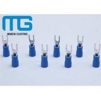 Wholesale SV series Fork-shaped Cable end solderless copper crimping terminals from china suppliers