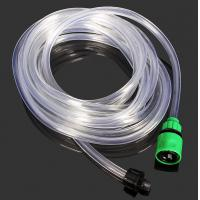 Wholesale Clear/green tint PVC for easy visual observation abrasion and weathering resistance PVC wire braided hose for sale from china suppliers