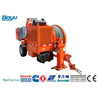 Wholesale TY2x40 Overhead Line Stringing Equipment Diesel Tensioner Long Life Time from china suppliers