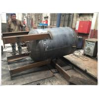 Carbon Steel Vertical / Horizontal Air Receiver Extra Replacement Tank For Air Compressor