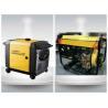 5kva Digital Gasoline Residential Diesel Generators Single Phase Portable ISO9001 for sale