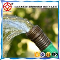 Wholesale 4 inch W.P 4 bar 6bar PVC irrigation lay-flat hose Industrial water hose pve plastic rubber hose made in China from china suppliers