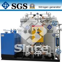 Quality Energy Saving PSA Nitrogen Plant Industrial Nitrogen Generator 5-5000 Nm3/h for sale