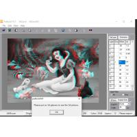 Wholesale PSDTO3D lenticular software certificate of copyright and PSDTO3D Advanced version 3d lenticular software designs from china suppliers