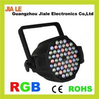 Wholesale High Power Aluminum 50 / 60HZ, G18 / B18 / W6 DMX Led Stage Lighting Systems from china suppliers