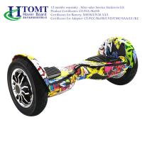 Wholesale Flexible 2 Wheeled Electric Skateboard Smart Self Balancing Scooter 12 KM\H with Chic License from china suppliers