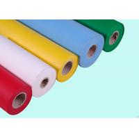 Wholesale SGS Approved Polypropylene Non Woven Spunbond Fabric Multi Color for Making Bags from china suppliers