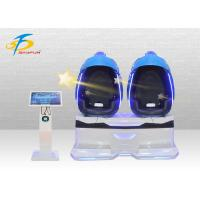 Wholesale Immersive VR Double Seat 9D VR Egg Cinema Sparta Warrior Deepoon Glasses from china suppliers