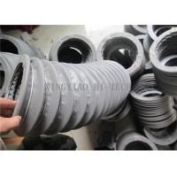 Wholesale Grey Fabric Expansion Joint Bellows , Flexible Expansion Joint Material from china suppliers