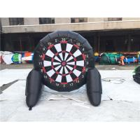 Wholesale 0.55mm PVC Tarpaulin Inflatable Interactive Games / Inflatable Dart Board from china suppliers