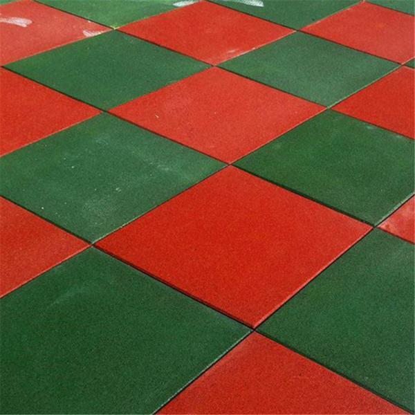 Quality Crossfit Rubber Gym Flooring Mats/Bricks/Tiles for Sale for sale