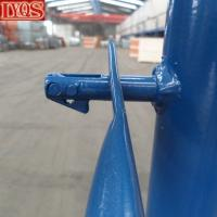 Wholesale Shoring Frame Accessories Drop Lock Steel Pin from china suppliers