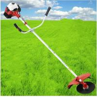 Wholesale CE GS EMC EU Petrol Brush Cutter garden Grass Cutter WITH Low vibration AND Low noise from china suppliers