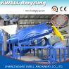 PET Bottle Crushing Washing Production Machine, Plastic Bottle Recycling Machine for sale