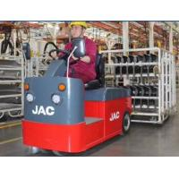 China Industrial Electric Tow Tractor Compact Structure 3000 Kg Loading Capacity for sale