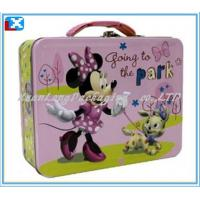 Wholesale Rectangular lunch tin box from china suppliers