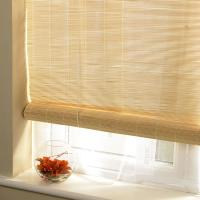 Wholesale Roman Style Outdoor Pvc Roll Up Blinds Wear Resistant Compact Framework  from china suppliers