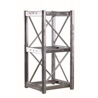 China Construction Hoist Lifts Spare Part Mast Section 650 x 650 x 1508MM Easy Assembly for sale