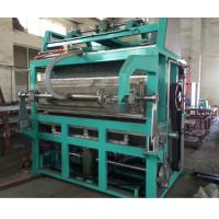China Professional Paper Pulp Molding Equipment Rotary Forming Paper Egg Tray Production on sale