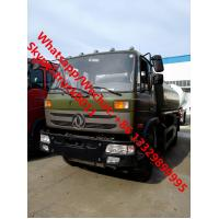 China 2018s best price dongfeng 4*2 LHD 15,000Liters oil dispensing truck for export, HOT SALE!dongfneg 15m3 fuel tank truck on sale