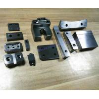 China S45C Precision Cnc Milling Machined Parts And Components For Plastic Mould on sale