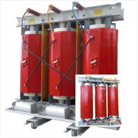 Wholesale 22kV - 3500kVA Dry Type Transformer Cast Resin Fireproof Dry Type Power Distribution from china suppliers