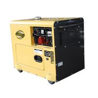 Professional Portable Silent Diesel Generator For Residential Backup for sale