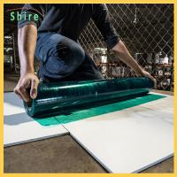Wholesale Builder Board Temporary Floor Protection Film Furniture Floor Protectors For Indoor from china suppliers