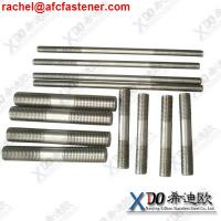 Wholesale Monel400 din976 stud bolts fastener threaded rod from china suppliers