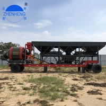 Buy cheap 75m3/Hr Mobile Concrete Batching Plant YHZM75 Concrete Mixng Plant from wholesalers