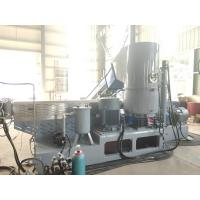 Wholesale Compactor Plastic Pelletizing Equipment / SS Plastic Granules Machine from china suppliers