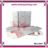 Wholesale Cheap price two tuck box, Paper Cosmetic Collapsible Box Perfume Packing ME-CD001 from china suppliers