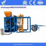 China Trade assurance cabro block making machine color paver brick machine line for sale