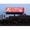 Buy cheap Waterproof 1R1G1B 16mm Outdoor Led Display , 8000nits Led Digital Billboard from Wholesalers