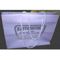 Wholesale Gravure Printed Soft Plastic Shopping Bags Multi Size With Rope Handle from china suppliers