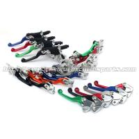 China Adjustable Clutch And Brake Levers For Dirt Bikes on sale