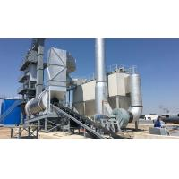 Wholesale LB-2000 model Asphalt mixing Plant , 0.075mm aggregate 0.7MPA compressor, 5.5kw filler conveyor from china suppliers