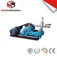 Wholesale High  Efficiency  BW250 250L Output 6MPa Mine Horizontal Triplex Mud Pump from china suppliers