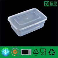 Wholesale Plastic Food Container Disposable Take Away Microwaveable 750ml from china suppliers