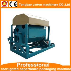 China automatic egg tray machine pulp moulding machine on sale