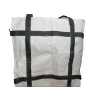 Wholesale Circular / Tubular FIBC Jumbo Bags For Building Sand Packing 500kg To 2 Tons from china suppliers