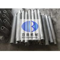 China Wear Resistant Reaction Bonded Silicon Carbide Self Recuperative Gas Burner Heat Exchanger for sale